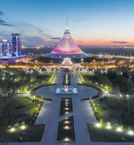 Hoffnungs-Exportpartner Kasachstan im Fokus