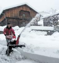 Winterliche Pflichten