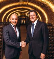 Schlumberger Wein- und Sektkellerei erweitert Geschäftsführung