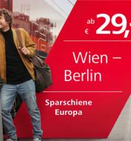 """ÖBB: Neue Werbekampagne """"ÖBB Sparschiene. Für Entdecker und Preis-Checker."""""""