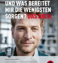 """donnerwetterblitz inszeniert für Prefa die """"starke"""" Marke neu"""