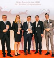 Living Standards Award 2020: Preis für die Sonderkategorie GS1 Standards geht an Logicdata