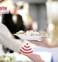 E-plate von Dussmann Service für den eAward 2020 nominiert
