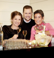 K.S.-Circle: Pläne für eine neue Champagner-Bar vorgestellt