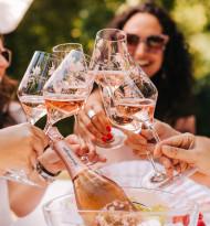 Der Frühling prickelt in Rosé – beim Schlumberger Sparkling Spring