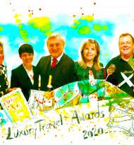 """LuxuryTravel.at ehrte den """"Ambassador of the Year 2020"""""""