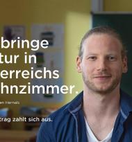 """Gebührenzahler bestätigen: """"Mein Beitrag zahlt sich aus"""""""