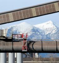 Produktionsindex knickt im März um 12,1 Prozent ein
