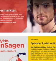 RMS launcht neue Corporate Identity und Website
