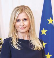 Sonja Sarközi wurde geehrt