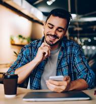 Einkaufen via SMS und Messenger