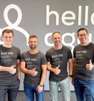 """Start-Up """"hello again"""" will deutschen Kundenbindungsmarkt aufmischen"""