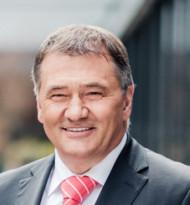 Rewe Vorstand Franz Nebel tritt mit 2021 in den Ruhestand