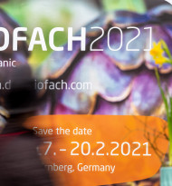 "Biofach gibt Vorschau auf 2021 - Motto: ""Shaping Transformation. Stronger. Together"""