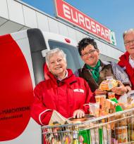 Österreich ist Vorzeigeland bei Lebensmittelspenden - Reduktionen wären noch in Haushalten möglich