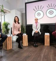 Roche präsentiert österreichweite Brustgesundheitskampagne #watchyourboobs