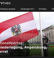 Nationalfeiertag 2020 via Stream