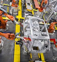 Britische Autoproduktion eingebrochen