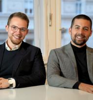 Nikolai Hauser und David Hofmann gründen Agentur