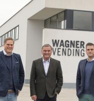 Generationenwechsel bei Getränke Wagner Vending