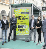 Digitaler Hauptplatz