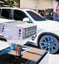 Brennstoffzelle verspricht Milliarden-Umsätze