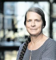 Talk mit Helga Kromp-Kolb