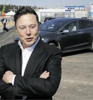 Tesla setzt auf neue Gigapressen