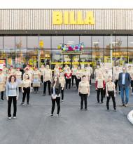 Billa bringt das volle Leben ins Burgenland