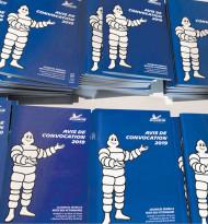 Michelin rechnet nun mit mehr Gewinn