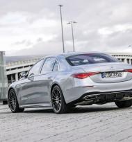 Neuer automobiler Luxus