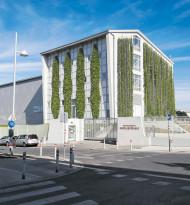 Sie hüten Gebäude mit frischen Ideen