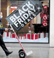 Black Friday füllt die Handelskassen …