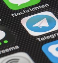 Telegram registriert 25 Millionen neue Nutzer binnen 72 Stunden