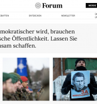 "Medien-Startup Forum.eu erweitert um ""New York Times"""