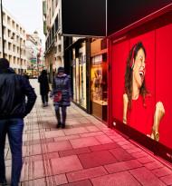 Infinity Media sichert sich größte buchbare digitale Werbefläche auf der Wiener Kärntner Straße