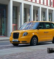 London-Taxis kommen nach Österreich