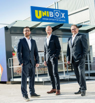 UNIBox: Der Weg in die digitale Nahversorgung