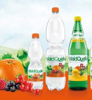 Glasflasche auf Expansionskurs