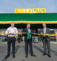 """Ein """"Plus"""" für alle Vorarlberger – Merkur ist nun Billa Plus"""
