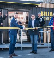 """""""Billa Regional Box"""" – Startschuss für innovatives Ultra-Nahversorger-Konzept"""