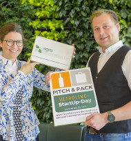 """Pitch & Pack"": RWA sucht innovative Food-Start-ups"