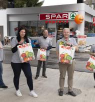 Spar express in Salzburg erstrahlt in neuem Glanz
