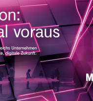 "B2B-Kampagne ""Digital voraus"""
