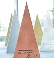 Der Media Award biegt in die Zielgerade
