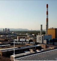 Wiener Werkshallen Objekt 19: Neue Hybrid-Eventlocation mitten in Wien