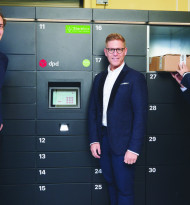 """DPD und Storebox eröffnen erste Paketstation """"unter einem Dach"""""""