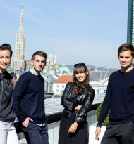 Mindshare stellt das Media Young Lions-Team in Cannes