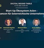 Start-Up Ökosystem Asien – Chancen für österreichische Unternehmen