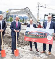 Transgourmet eröffnet im Frühsommer 2022 Gastronomie-Großmarkt in Zell am See